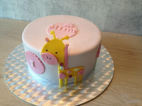 Torte Baby Giraffe (5)