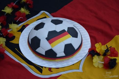 Fußballtorte (1)
