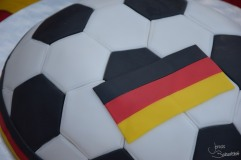 Fußballtorte (3)