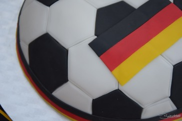 Fußballtorte (5)