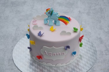 My Little Pony Motivtorte (1)