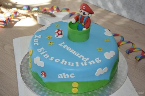 Super Mario Motivtorte (4)