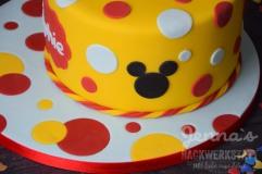 Mickey Maus Torte 2